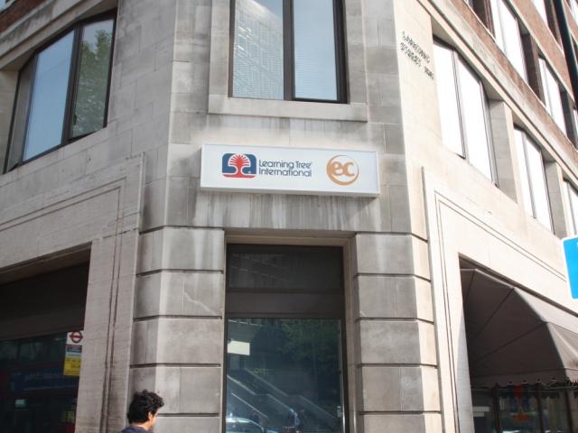 London EC English