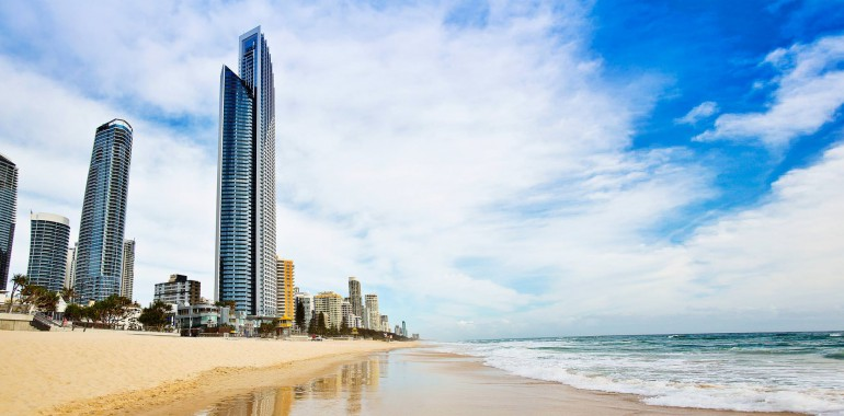 plage building gold coast