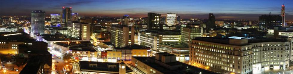 séjour linguistique à Birmingham